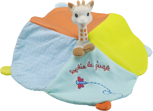 Sophie la girafe Cuddle & Nibble Toy