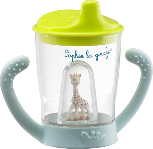 Sophie la girafe - Non-spill cup
