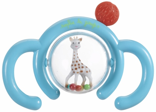 Sophie la girafe Twin Fraisy Teething Rattle (Gift Box)